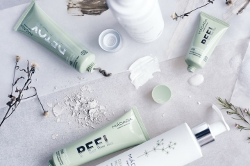 Deep cleansing produkten