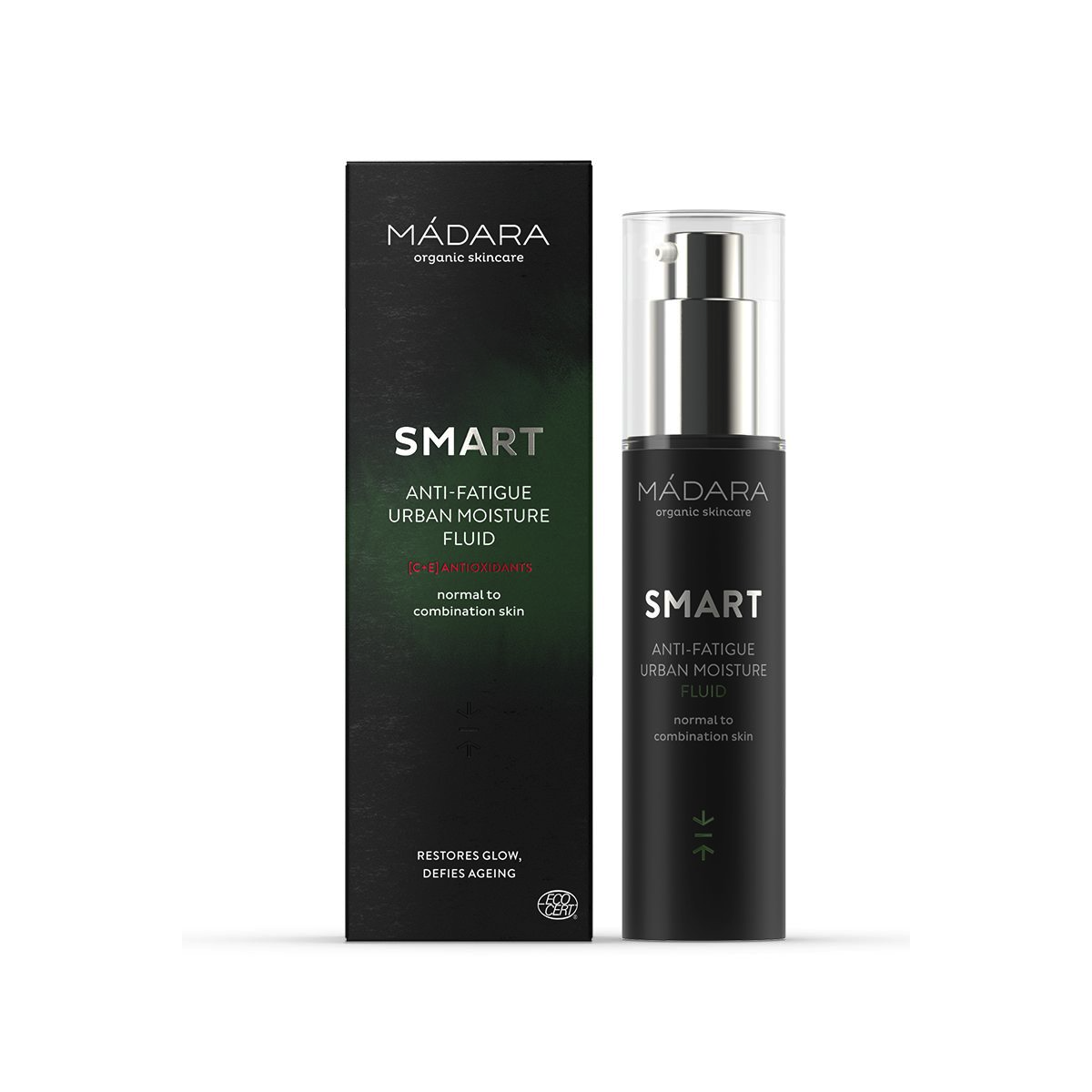 MÁDARA SMART Anti-Fatigue Urban Moisture Fluid